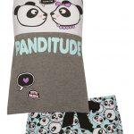 Panda pyjama primark