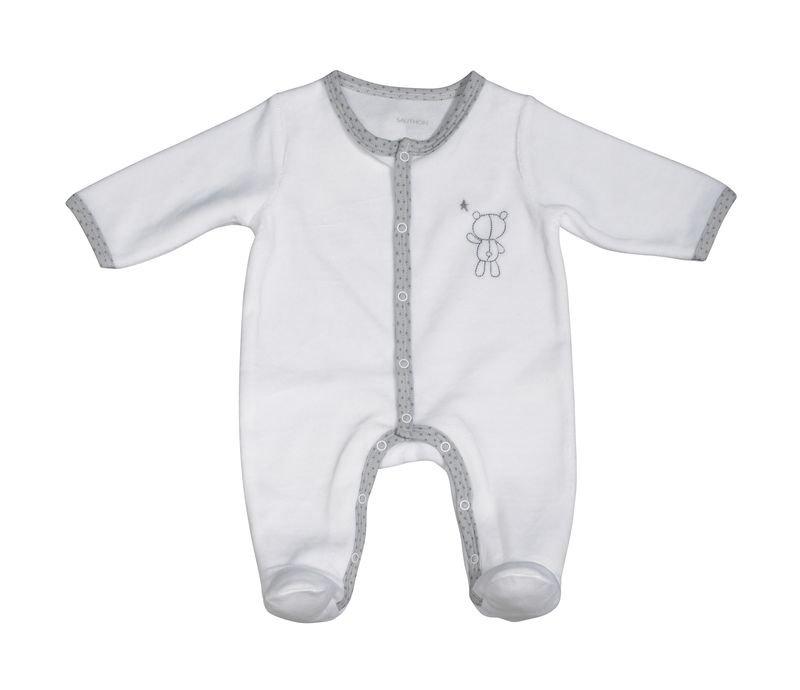 Taille pyjama naissance