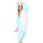 Pyjama grenouillere licorne
