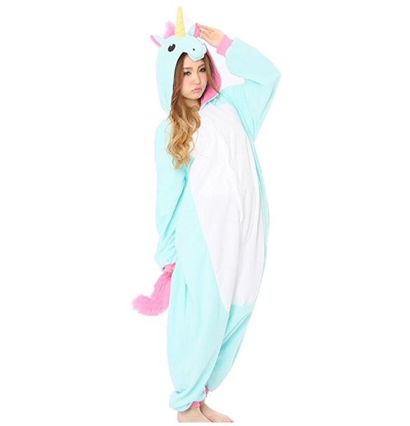 Combi licorne pyjama