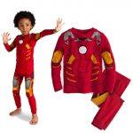 Pyjama super heros bebe