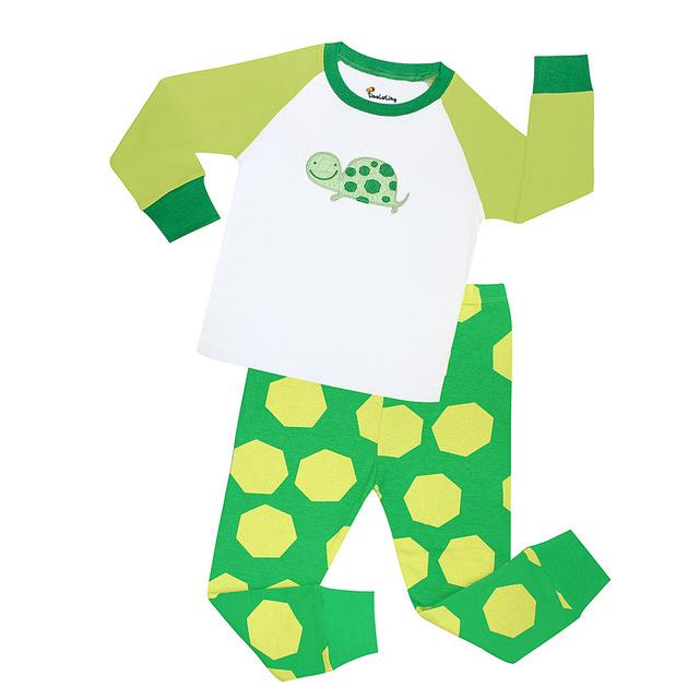 Pyjama tortue bebe