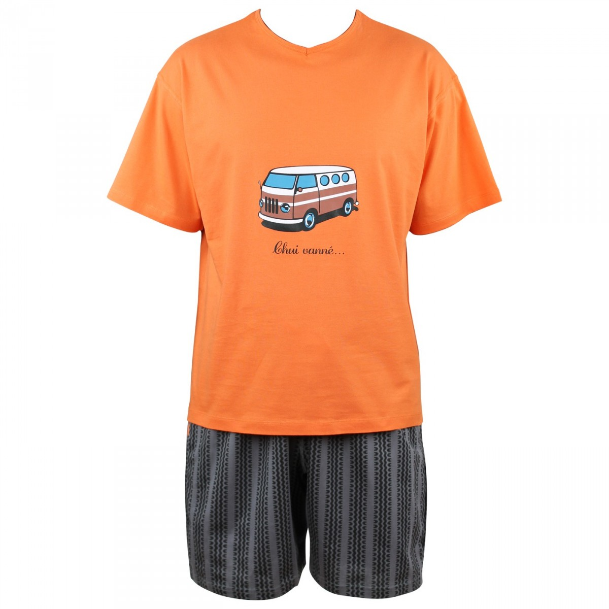 Short homme pyjama
