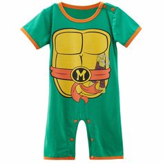 Pyjama bebe tortue