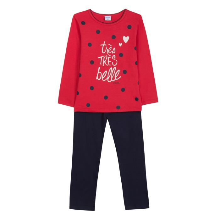 Pyjama fille 8 ans pas cher