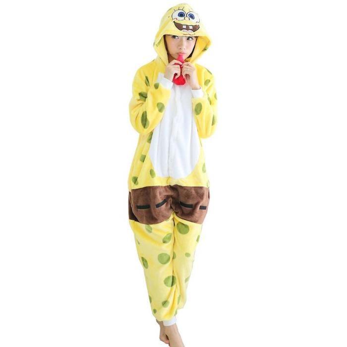 Pyjama bob l éponge