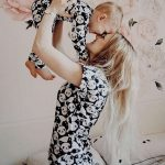 Pyjama panda pour bebe