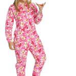 Combi pyjama polaire