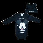 Pyjama bébé personnalisé avec photo