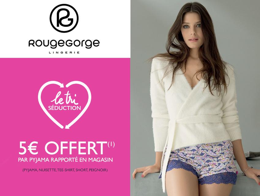 Rouge gorge pyjama