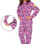Grenouillère adulte pyjama