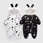 Pyjama panda bebe