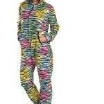 Pyjama grenouillere adulte animaux