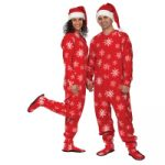 Barboteuse adulte pyjama
