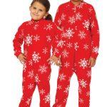 Pyjama chaud enfant
