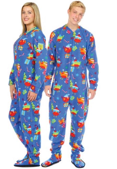 Pyjama rigolo pour couple