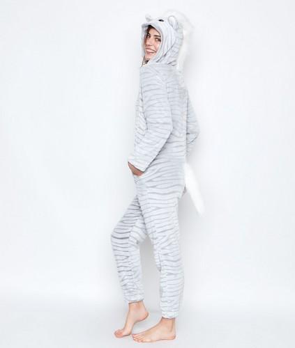 Style classique bon ajustement sélectionner pour dernier Combinaison pyjama ours etam - Soldes en image