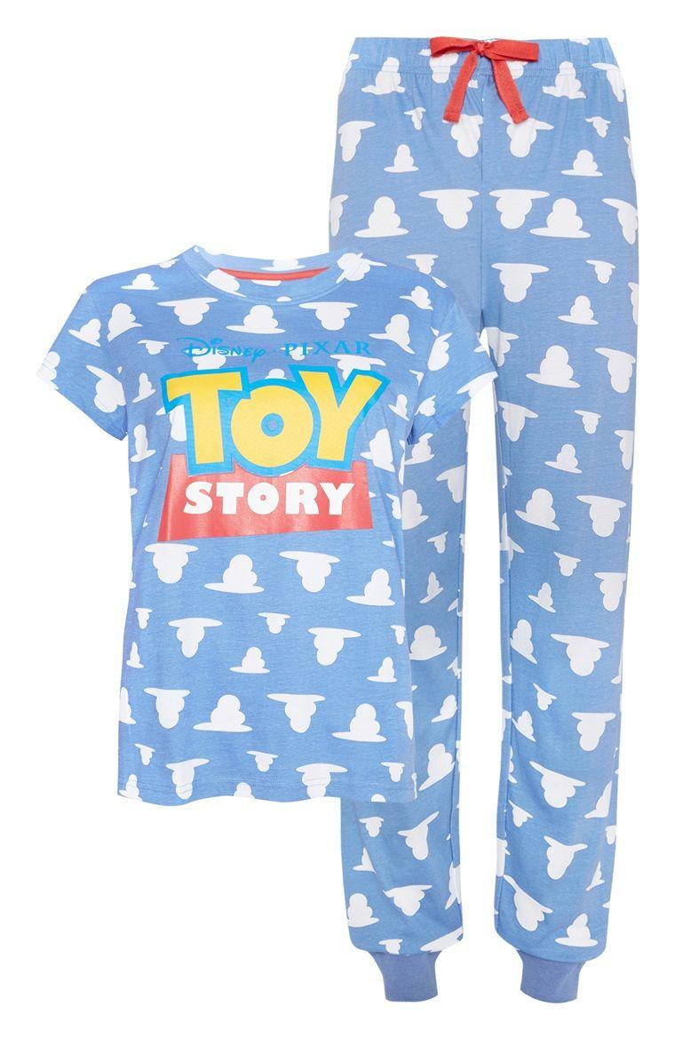 Pyjama toys story