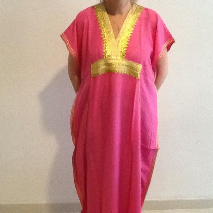 Robe pyjama marocain