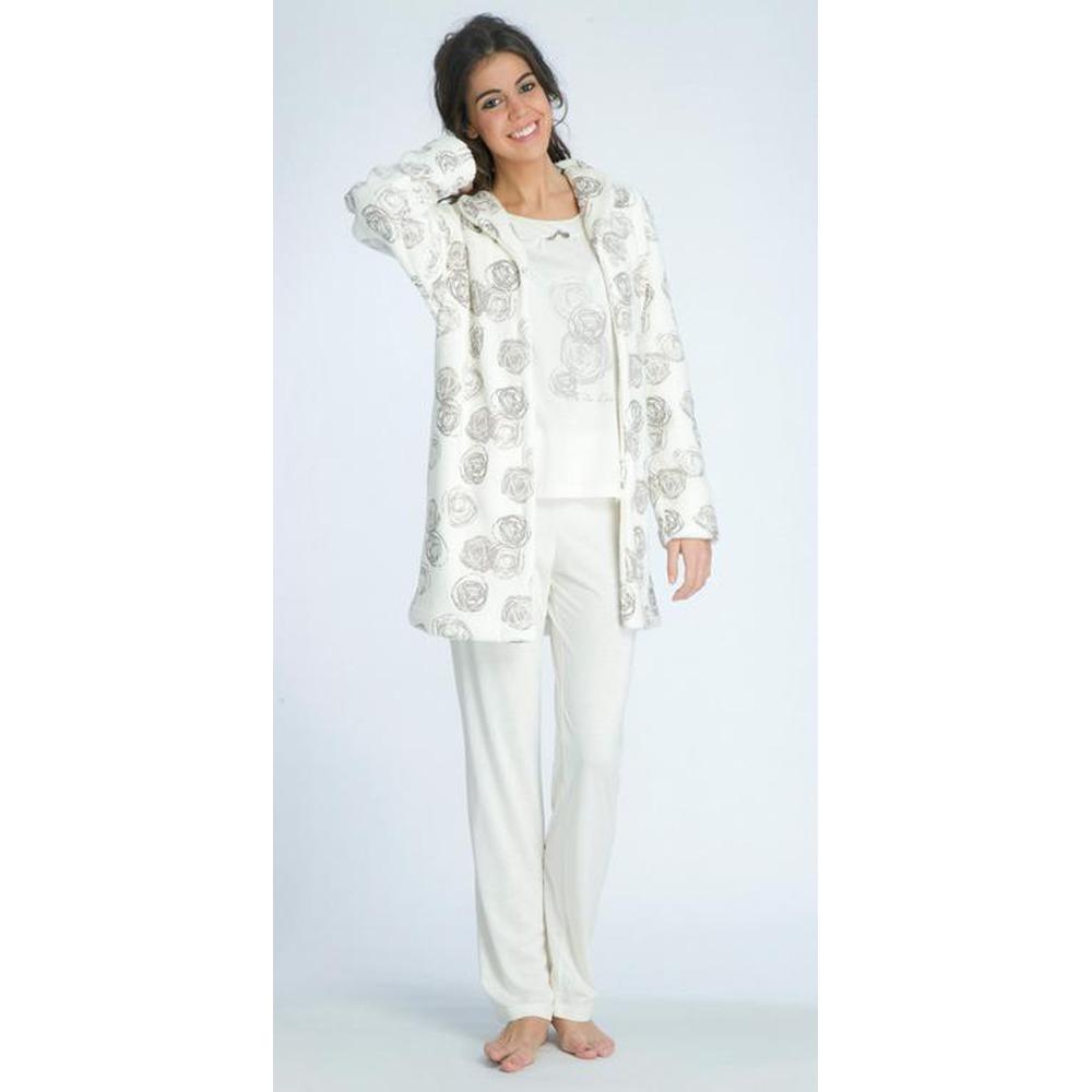 Pyjama robe longue femme