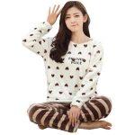 Pyjama femme en polaire pas cher
