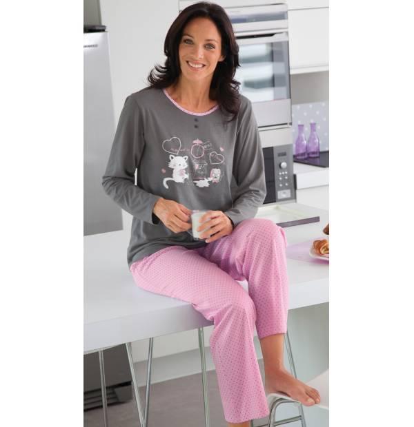 Francoise saget pyjama homme