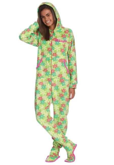 Pyjama capuche