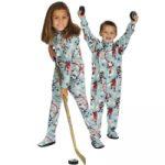 Pyjama avec pied 5 ans
