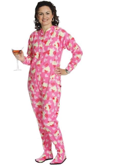Pyjama grenouillère adulte femme