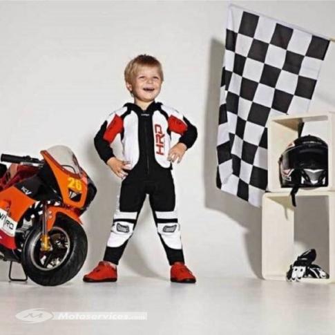 Pyjama moto bébé