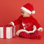 Pyjama de noel pour bébé fille