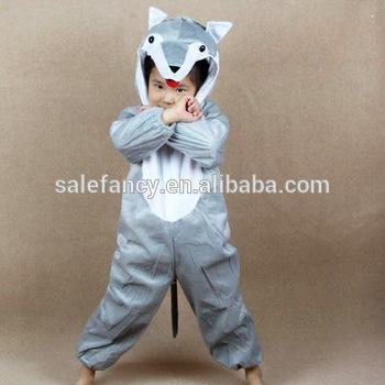 Pyjama loup enfant