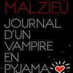 Mathias malzieu vampire en pyjama