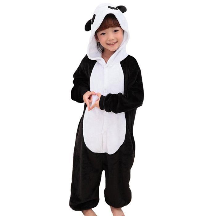 Pyjama panda garcon