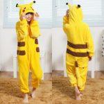 Pyjama pikachu enfant