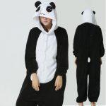 Pyjama panda fille