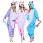 Pyjama licorne rose pas cher