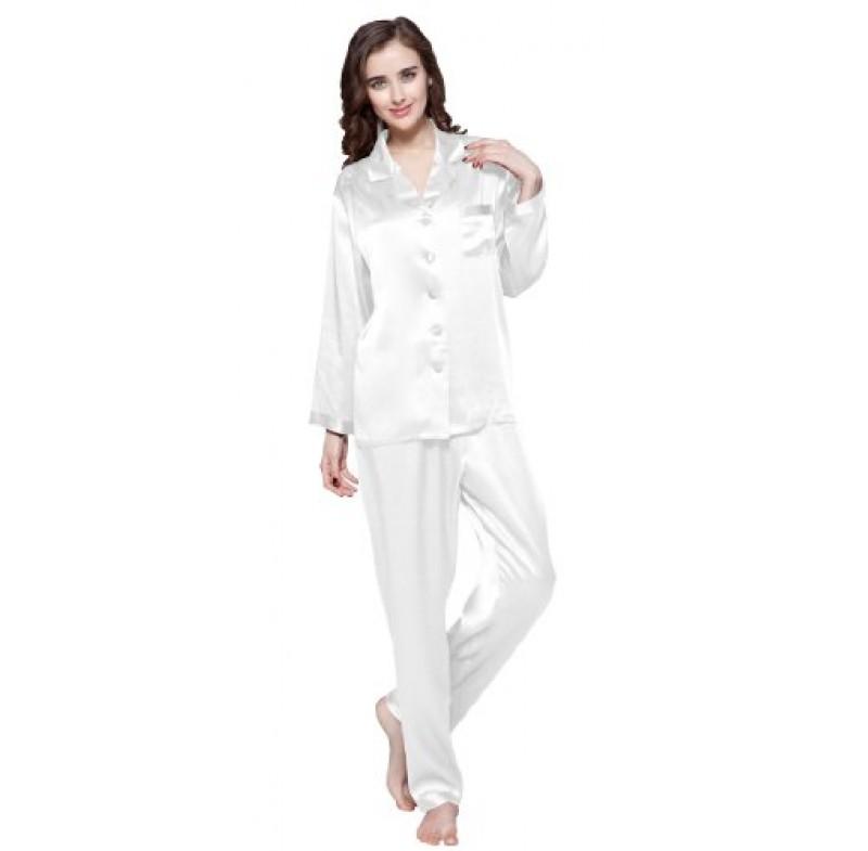 Ensemble pyjama soie