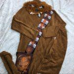 Pyjama chewbacca