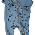 Patron pyjama bébé 1 mois