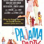 Pyjama party en anglais