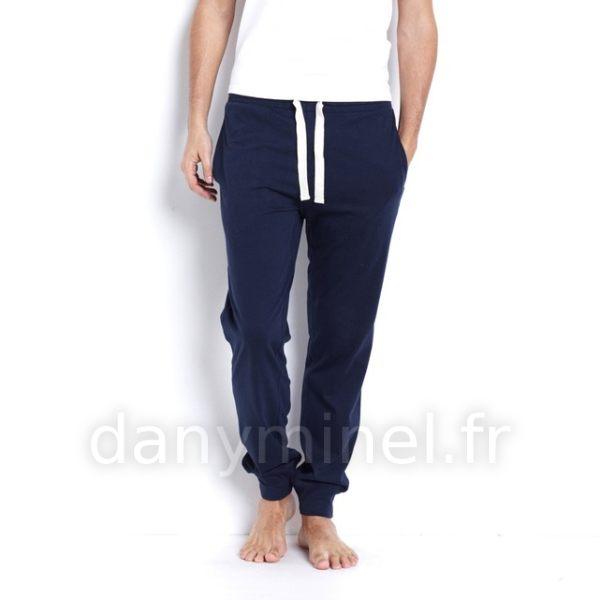 Pantalon pyjama homme jersey