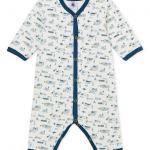 Pyjama garçon petit bateau