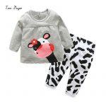 Pyjama vache bébé