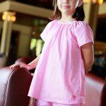 Pyjama court fille