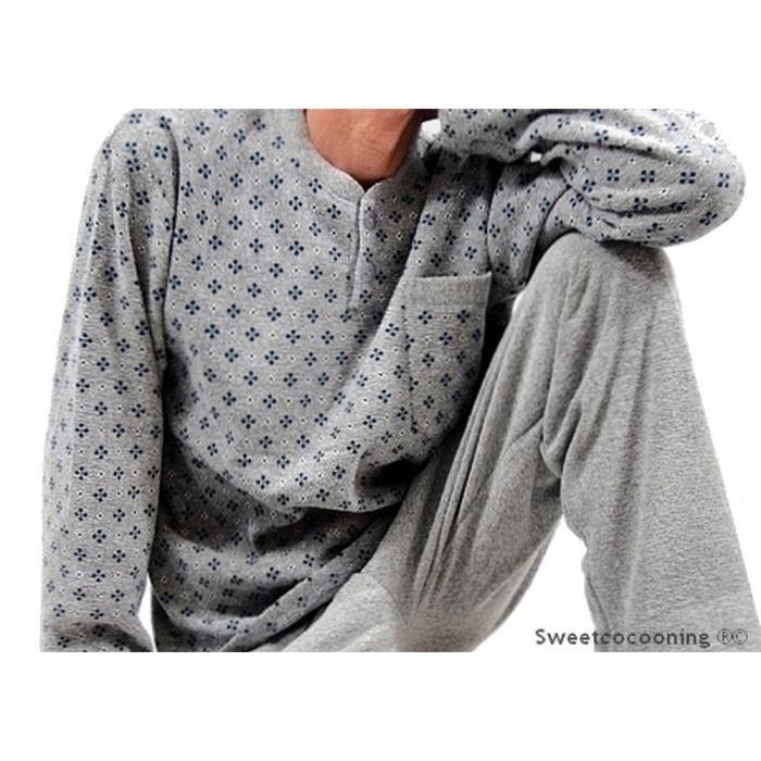 Pyjama satin short