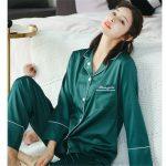 Taille pyjama femme
