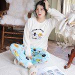 Pyjama dessin animé femme