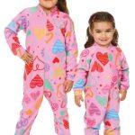 Grenouillère pyjama enfant