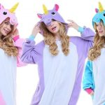 Natoo pyjama licorne